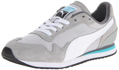 Puma - - Herren Sportschuhe Cabana Netz Limestone Gray