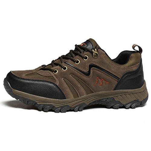 Automne Hiver Hommes Outdoor Chaussures d' Escalade Sports Voyage Loisir Randonnée Hommes Chaussures
