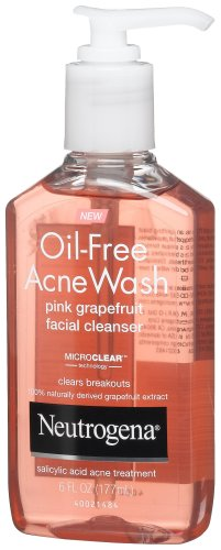 neutrogena-oil-free-acne-wash-pink-grapefruit-facial-cleanser-180-ml-cleanser