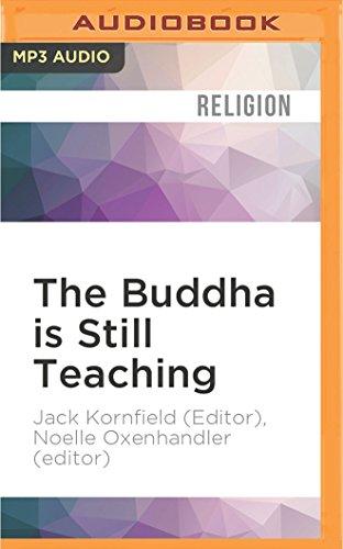 The Buddha Is Still Teaching: Contemporary Buddhist Wisdom (Ballerina Editor)