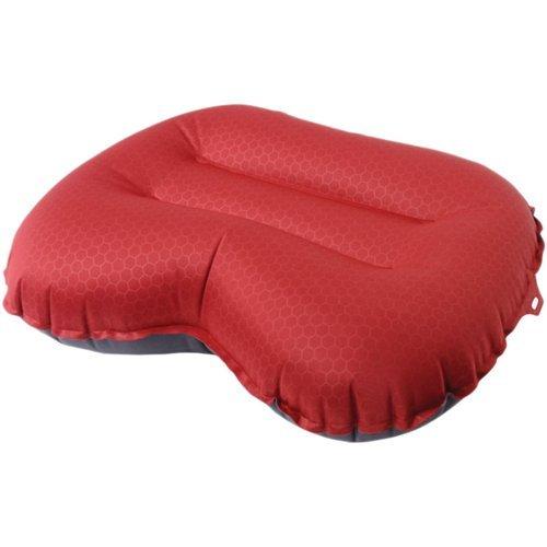 Exped Air almohada, rojo, L