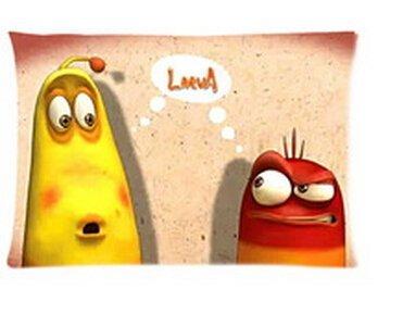 larva-cartoon-pillowcases-custom-20x30-two-sides-cool-comfortable-pillow-case