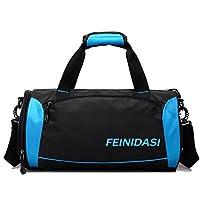 LBAFS Sports Handbags For Travel/Gym/Yoga/Sport/Camping,M