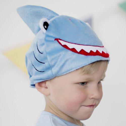 Kostüme Ellen Kinder (Shark Hut und Schwanz Kostüm, perfekt für putzt sich und die Kinder spielen)