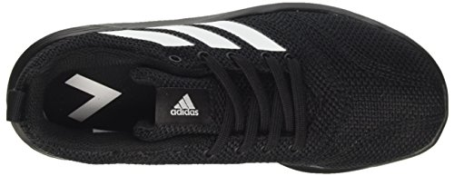 adidas Unisex-Kinder Ace 17.4 Tr J Futsalschuhe Schwarz (Cblack/ftwwht/cblack)