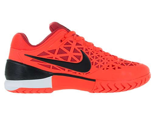 Nike Hommes 705247-001 Sneakers Rouge / Noir (ttl Crmsn / Blk-unvrsty Rd-nght)