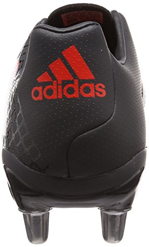 adidas Kakari (SG), Chaussures de Rugby Homme Marron (Light Brown/hi-res Red/cargo Brown)