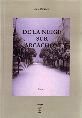 DE LA NEIGE SUR ARCACHON