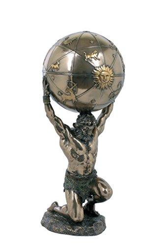 Veronese by Joh. Vogler GmbH Atlas uses the world in bronze figure bronzer sculpture