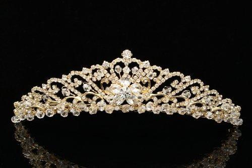 bridal-wedding-princess-rhinestones-crystal-flower-tiara-crown-gold-plating-by-venus-jewelry