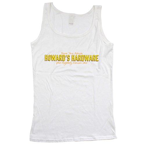 Arcane Store - Débardeur - Femme Blanc