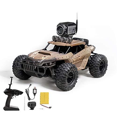 LABULA Macchina Telecomandata,4WD Macchina Telecomandata Stunt Car,Videocamera HD WiFi FPV,2.4Ghz Auto Radiocomandata Regalo per Ragazzi,d'oro