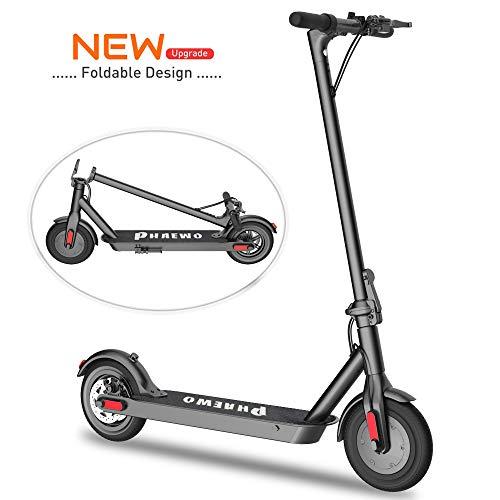 Elektro Scooter Klappbarer City-Roller, 8.5 Zoll E Scooter,250W Motoren, 25.7km Langstreckenbatterie, Bis zu 22.6km/h,14MPH, Max 265lb,Einfach zu Falten und zu tragen Design e-Roller für Erwachsene