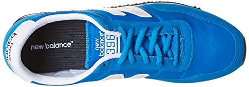 New Balance U396 Clásico, baskets sportives mixte adulte bleu (Blue)