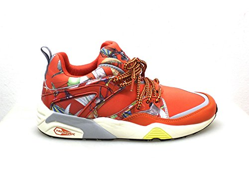Puma Blaze of Glory Wn's X Swash O nasturtium Orange