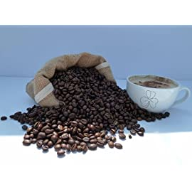 Irish Cream Moccachi Flavoured Coffee (1kg, Beans)