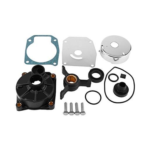Wasser Pumpe Flügelrad Reparatur Kit Außenborder Wasserpumpe Rebuild Kit für Johnson Evinrude (404850HP Außenborder Motoren -