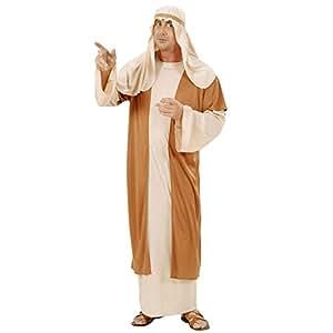 San Giuseppe taglia L costume presepe vivente
