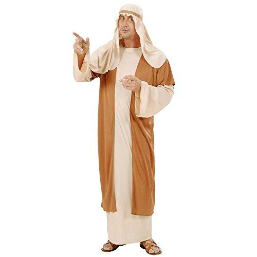 Widmann 58392 Erwachsenenkostüm Joseph, Tunika, lange Weste und (Kostüme Joseph Krippe)