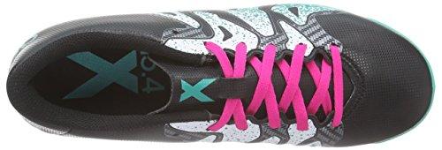 Da Uomo Scossa S16 Nero Nero 4 X Ftwr Scarpe Concorrenza Adidas 15 Calcio Bianco nucleo Menta In Nero nZX8xznq7C
