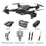 Jiobapiongxin SG900 Pieghevole Quadcopter 720 P Drone Quadcopter WiFi FPV Droni...