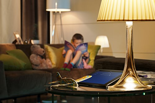 Philips Lux – LED personal wireless lighting – 2 x 9 W, EEK A+,  A19 E27 – Starter Kit inklusive hue Bridge 8718291744795 - 2
