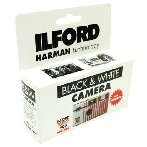 Ilford xp2-appareil Foto Einweg mit Flash