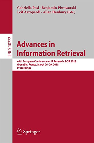 Advances in Information Retrieval: 40th European Conference on IR ...