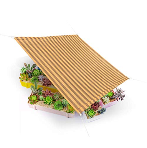 Sun 3-zoll-pool (ZMXZMQ 90% UV-Beständiges Sonnenschutznetz, Premium-Gitternetzplanen Für Garten, Terrasse Und Veranda,3 * 5m)