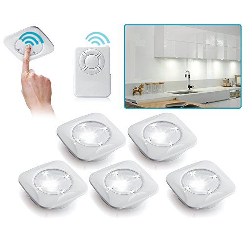 beyo-home-led-wireless-under-kitchen-cabinet-cupboard-stair-spot-puck-light-with-remote-control-puck