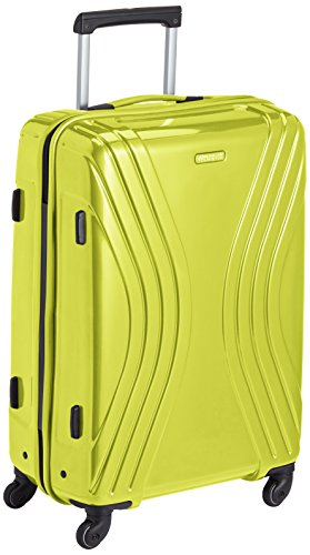 American Tourister Vivotec Spinner 70/26, 4 Ruote, 75 Litri, Lime Green