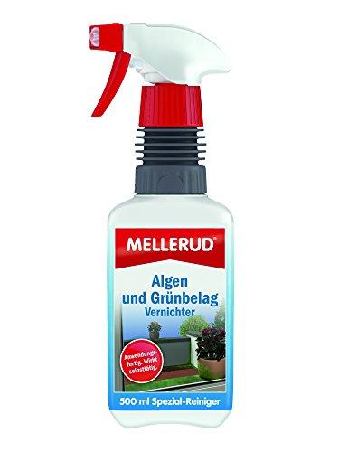 MELLERUD Algen und Grünbelag Vernichter 0,5 L