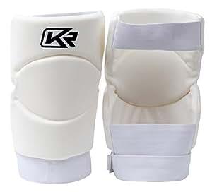 HYSENM tessuto elasticizzato ginocchiere guardia schermo per karate taekwondo kickboxing arti marziali, Uomo, XXL(180-190cm)
