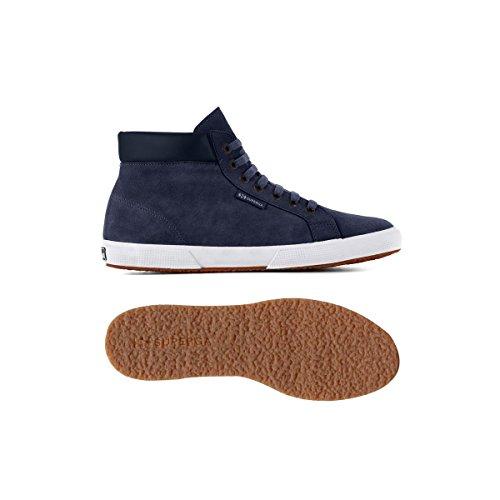Superga 2204-Suem, Chaussures de Gymnastique Homme blue