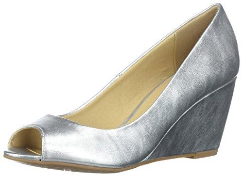 CL by Chinese Laundry Damen Noreen, Silber/Metallic, 35.5 EU -