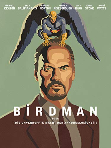 Birdman oder (Die unverhoffte Macht der Ahnungslosigkeit) - Kostüm Für Theaterstücke