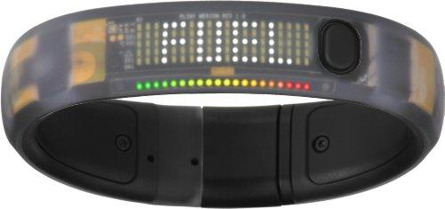 Watch Nike Fuelband Misuratore di attività, Nero (Black Ice), S