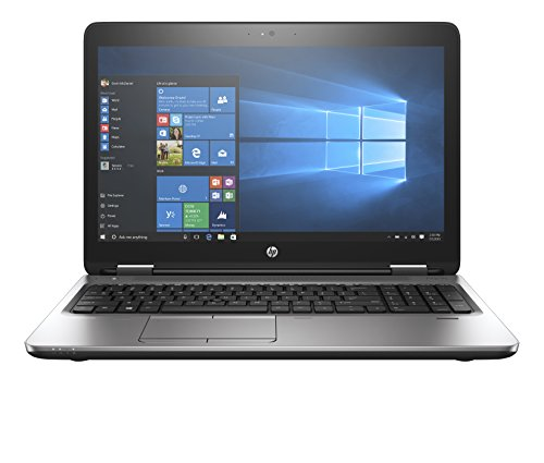HP ProBook 650 G2 (15.6 inch) Notebook PC Core i5 (6200U) 2.3GHz 4GB 500GB DVD▒RW WLAN BT Webcam Windows 10 Pro 64-bit (HD Graphics 520)