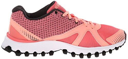 K-Swiss donna x-160Cmf training shoe Sugar Coral/Peach Amber/Black