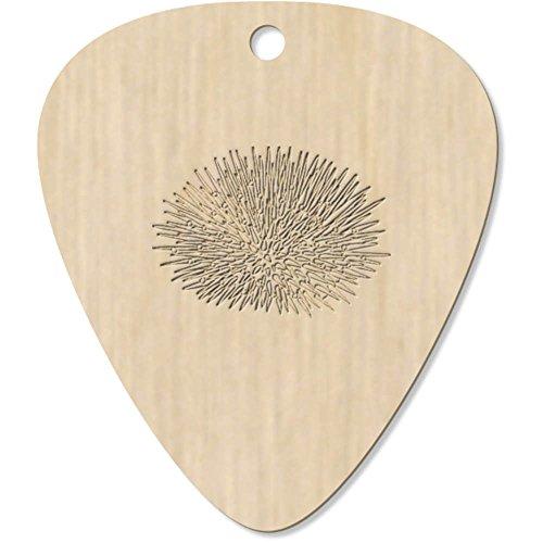 Azeeda 7 x 'Erizo de mar' Guitarra Púa (GP00010008)
