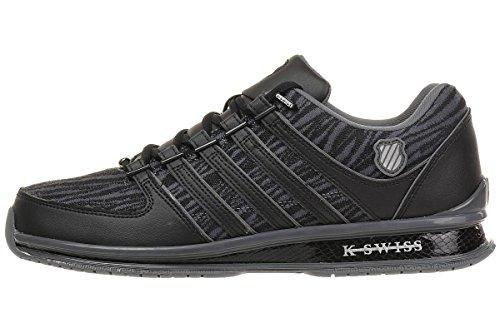K-Swiss RINZLER SP T Leather & Textil Sneaker black 05059-063 Nero
