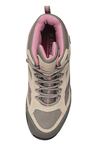 Mountain Warehouse Scarponcini impermeabili da donna Isogrip Quartz Beige
