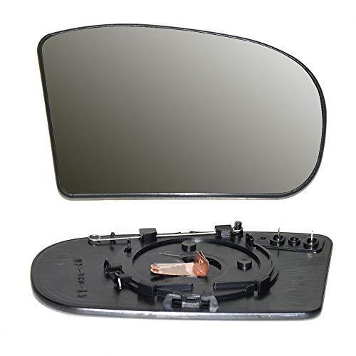Aile Miroir De Verre Pour Seat Ibiza 2002-2009 Gauche Côté Passager 6 L