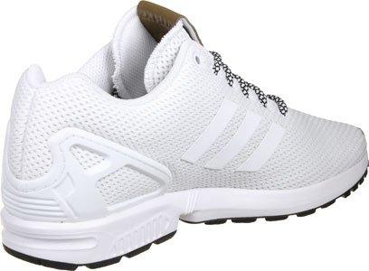 adidas Zx Flux, Sneaker Unisex – Adulto Bianco