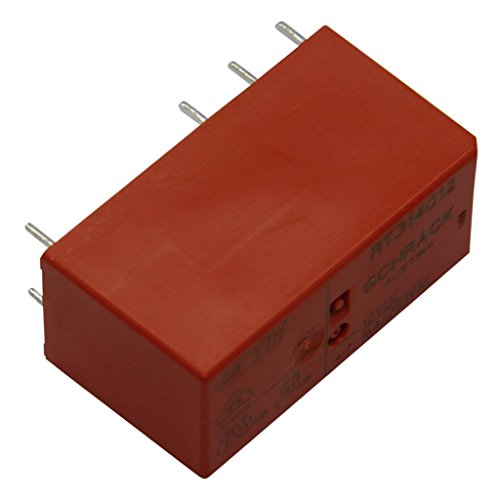 RT314730 Relay electromagnetic SPDT 16A/250VAC 16A/24VDC max400VAC 0-1393240-7 -