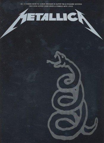 Metallica: The Black Album (TAB). Für Gitarrentabulatur(mit Akkordsymbolen)