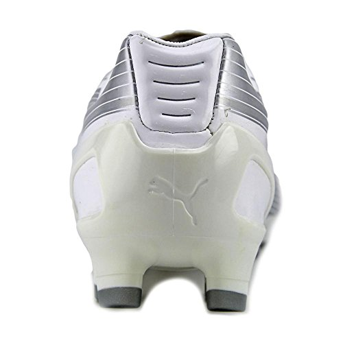 Puma Evospeed 1 FG Synthétique Baskets White-white-puma silver