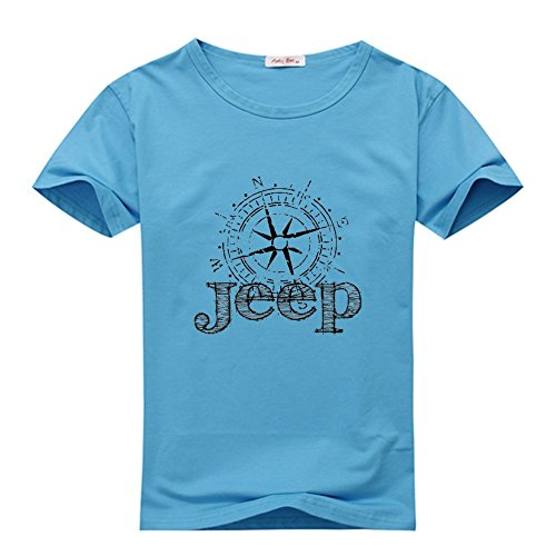 HKdiy Jeep Custom Men's Slim Fit T-Shirt