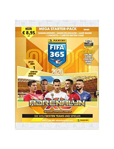 Adrenalyn XL FIFA 365 2020 Panini Trading Card - 1 Starter