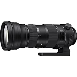 Sigma Objectif 150-600mm F5-6.3 DG OS HSM Sports - Monture Canon